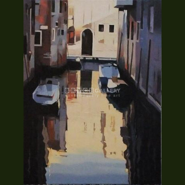 Quiet Waters Venice Paintings