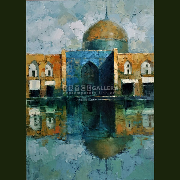 Reflection - Esfahan Paintings