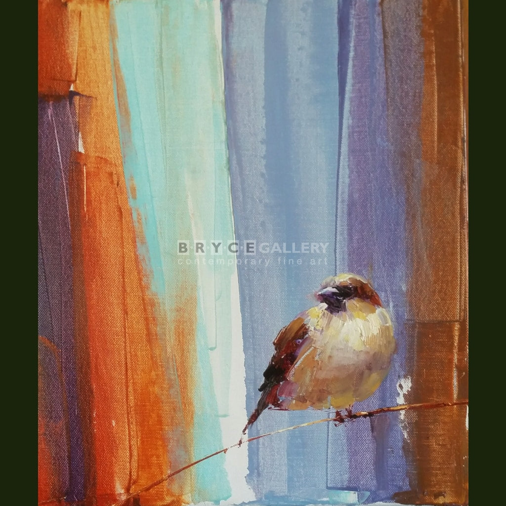 Sparrow Paintings