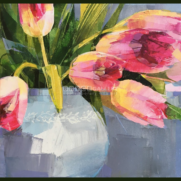 Tulips Of Leiden Paintings