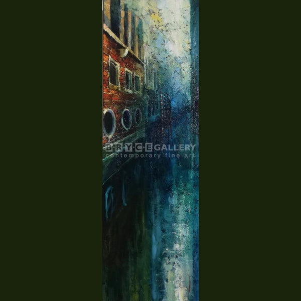 Venetian Reflections Painting