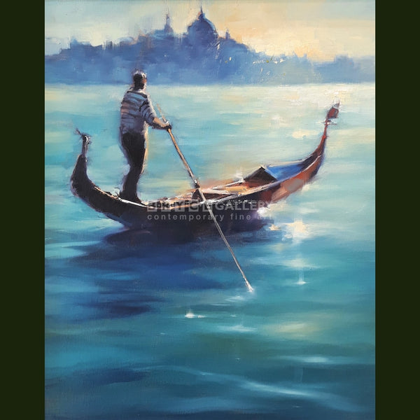 Venice Gondola Paintings