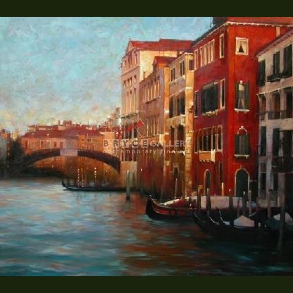 Venice Illusions 1 Paintings