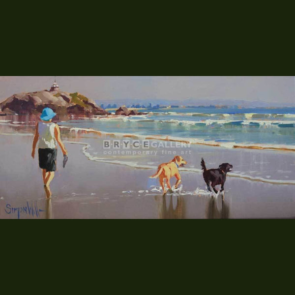 Walking The Dogs Sumner Paintings