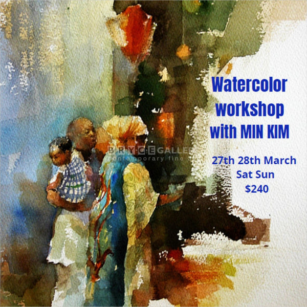 Watercolor Workshop On 27Th & 28Th March Workshops