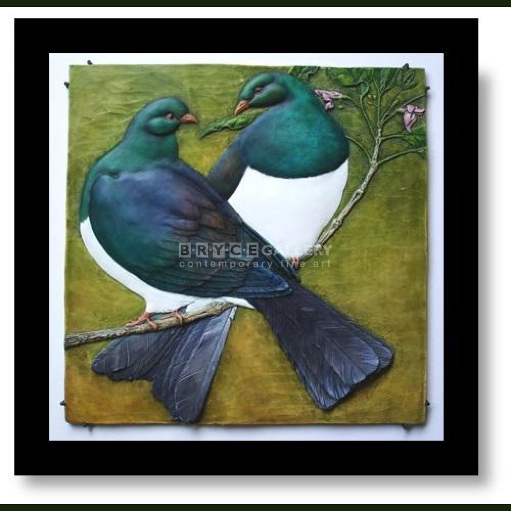 Wood Pigeons Paintings