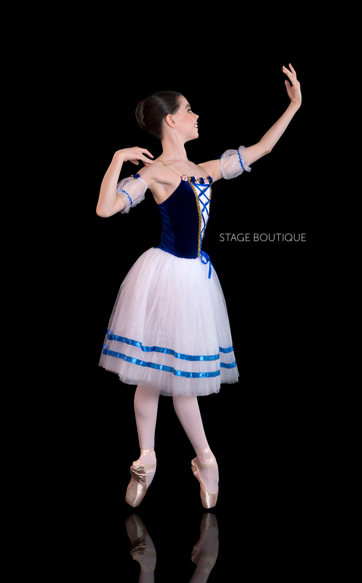 GISELLE ROYAL BLUE