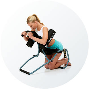 Nubax™ Therapeautic Back Stretch Machine
