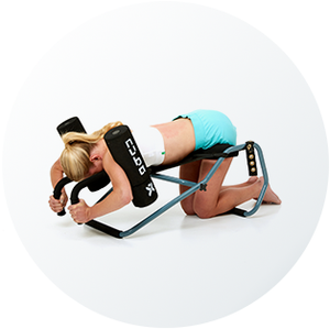 Nubax™ Therapeutic Back Stretch Machine