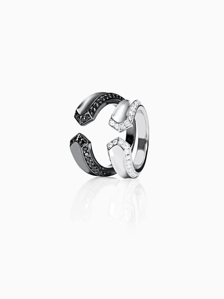 CRIOUS S | RING | WHITE DIAMOND