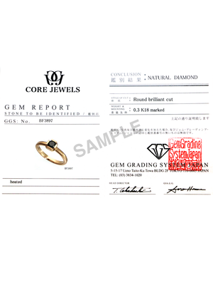 CRIOUS M | RING | DIAMOND | GOLD