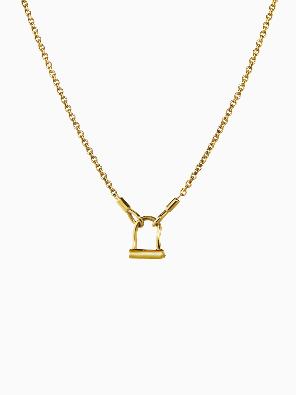 U-LOCK | NECKLACE | DIAMOND