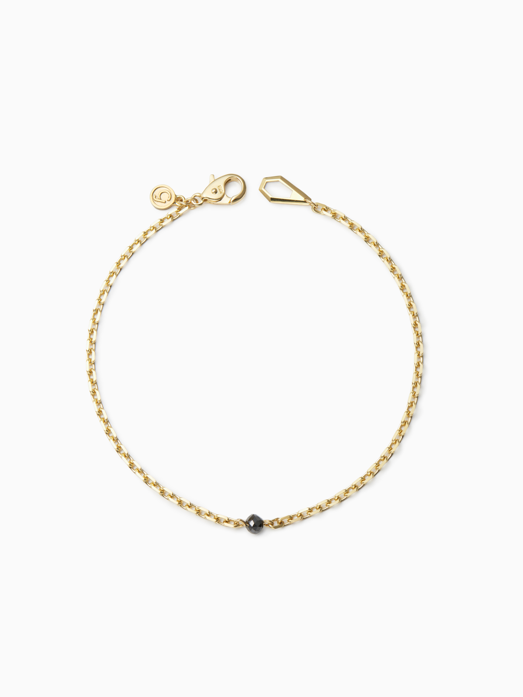 Alect / Bracelet / Diamond / Gold