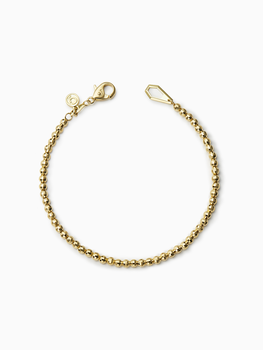 ALECT | BRACELET | MIRROR CUT | GOLD