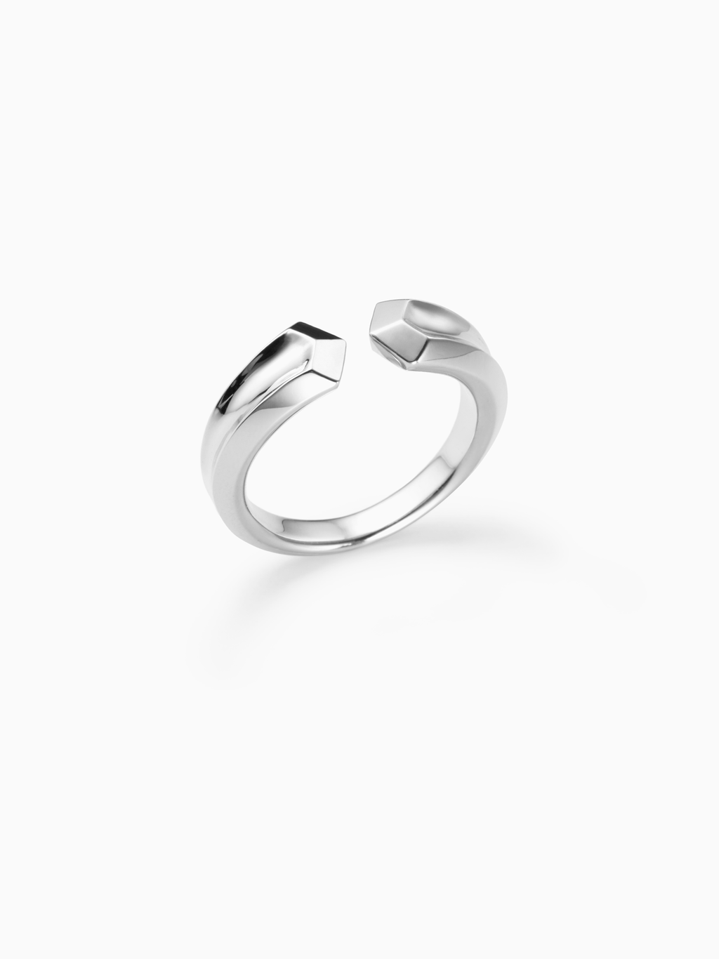 Crious M / Ring / Silver