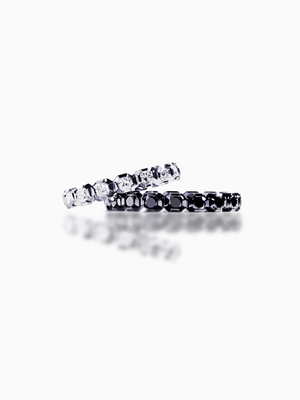 MAIA | RING | BLACK DIAMOND