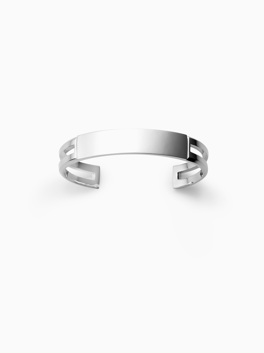 MERCURY-G  | BANGLE | SILVER