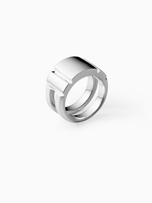 Mercury-G / Ring / Silver