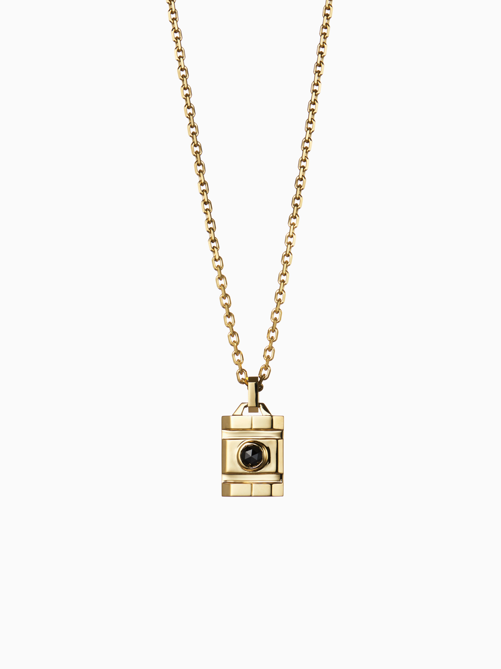 MERCURY | PENDANT | DIAMOND | GOLD