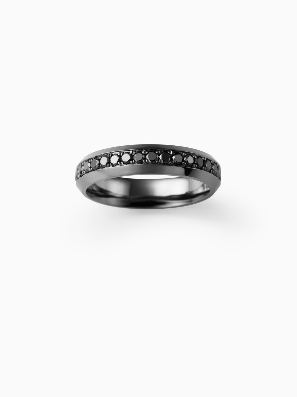 MERCURY | RING | DIAMOND | SILVER