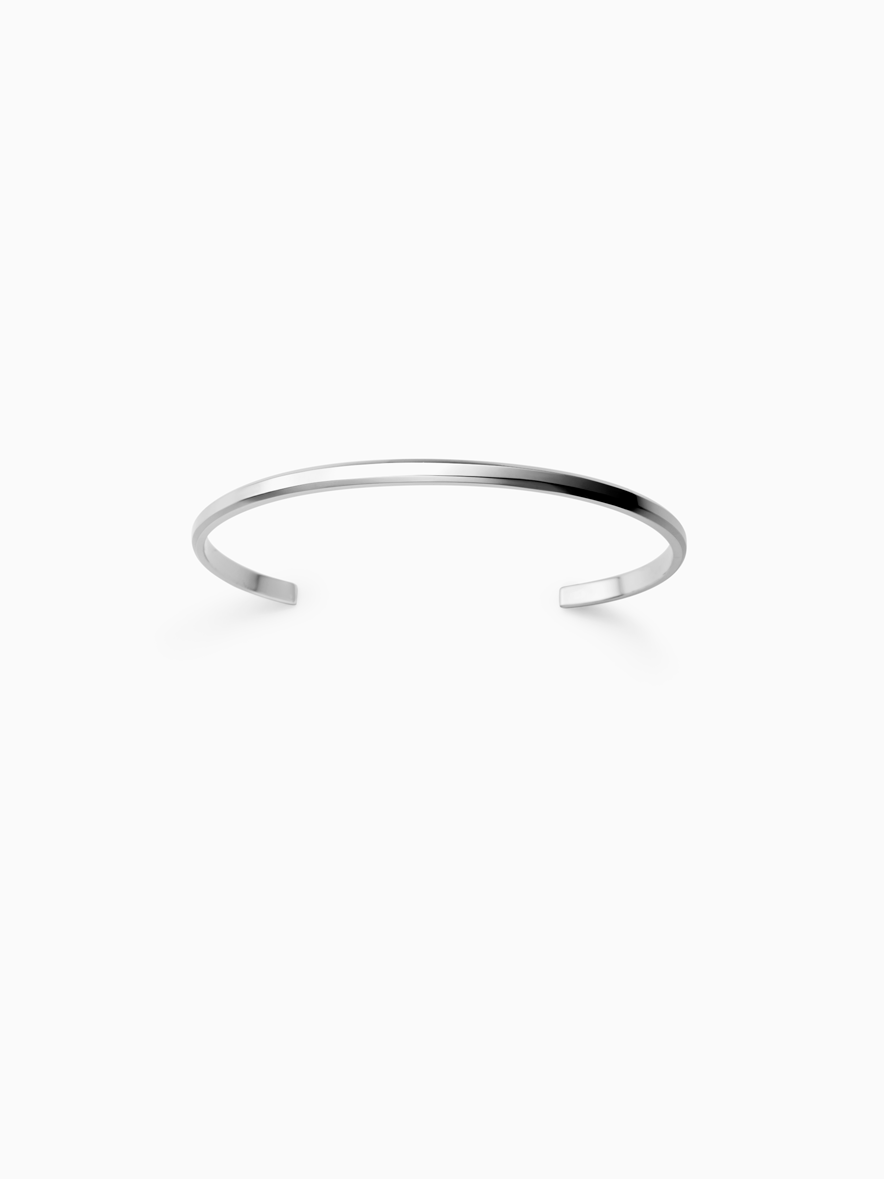 Mercury / Bangle / Silver