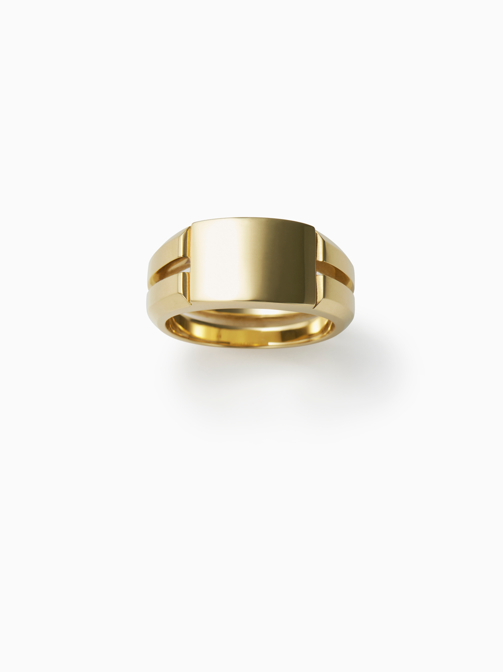 Mercury / Ring / Gold
