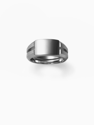 Mercury / Ring / Silver