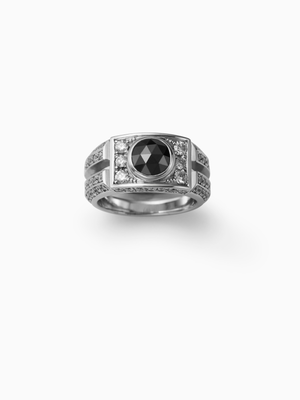 MERCURY | RING | DIAMOND