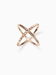 MOBIUS STUDS | RING | GOLD