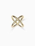Mobius / Phalange Ring / Gold