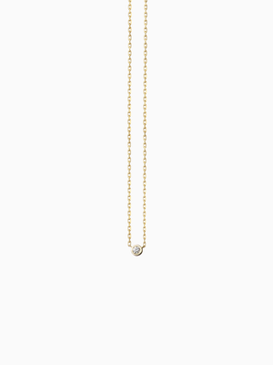ATLAS | NECKLACE | DIAMOND | GOLD