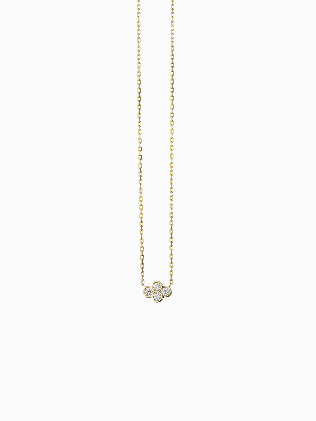 Atlas / Necklace / Diamond / Gold