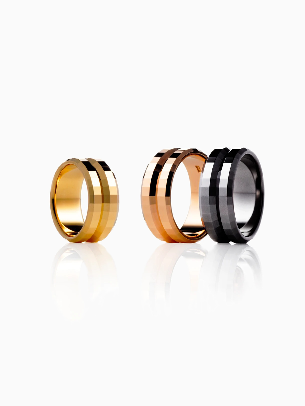 VOLCAN W | PAIR RING