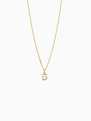 Numeral.6 S / Pendant / Gold