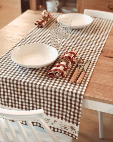 table set by everyday