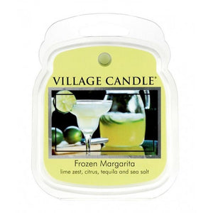Frozen Margarita Melt Village Candle segni-particolari-home Melts
