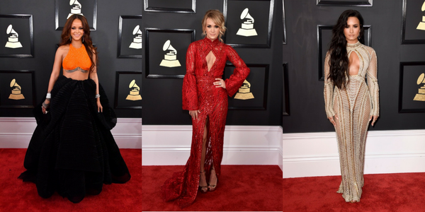 GRAMMY AWARDS 2017: TOP 5 LOOKS