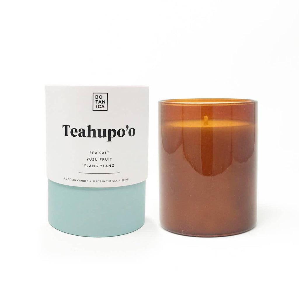 Teacupo'O Medium Candle 7.5