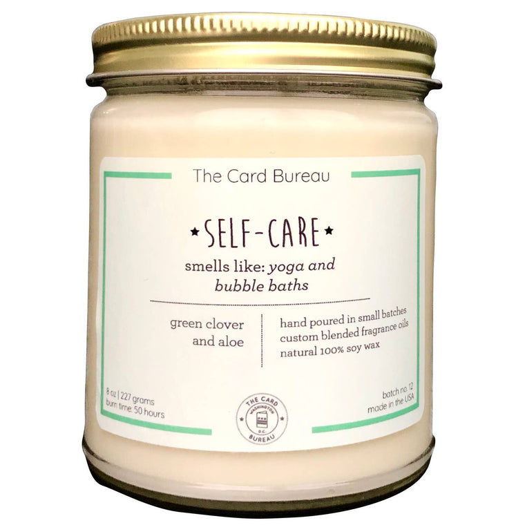Self Care Candle