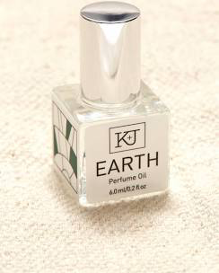Blends Perfume Oil : Earth