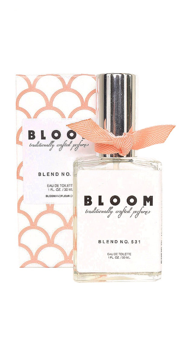 Bloom Perfume Blend No. 531