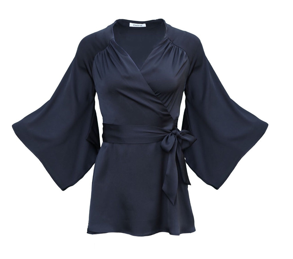 Juno Blouse - Black