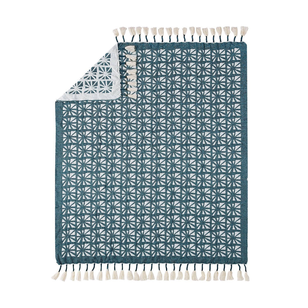 Planetarium Throw Blanket by Makers Collective