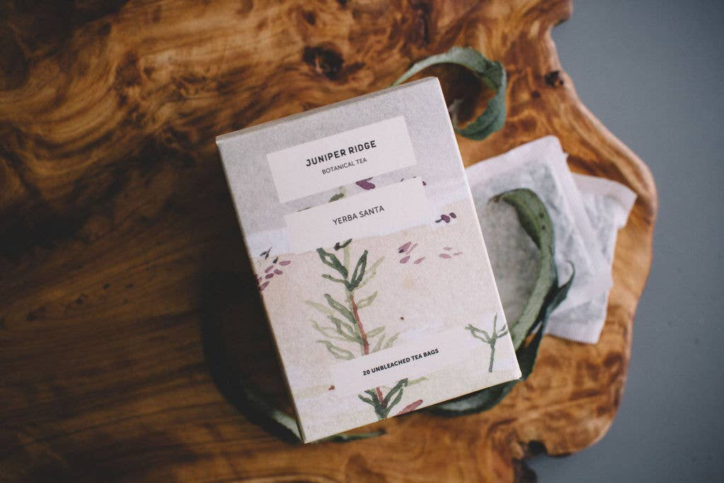 Yerba Santa Botanical Tea