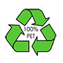 Recycled PET Outdoor Poof