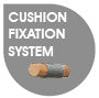 Cushion Fixation System