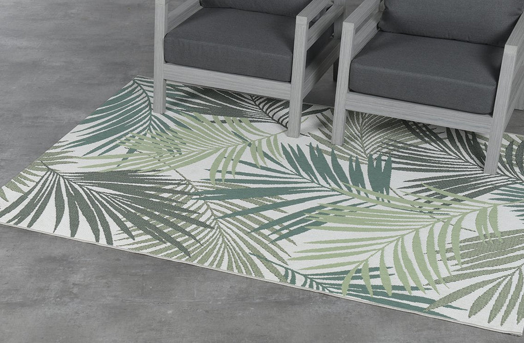 Naturalis Outdoor Rug  | Palm Leaf