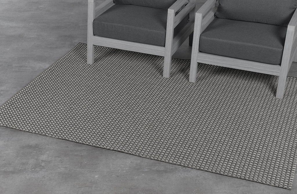 Calvari Outdoor Rug  | Grey