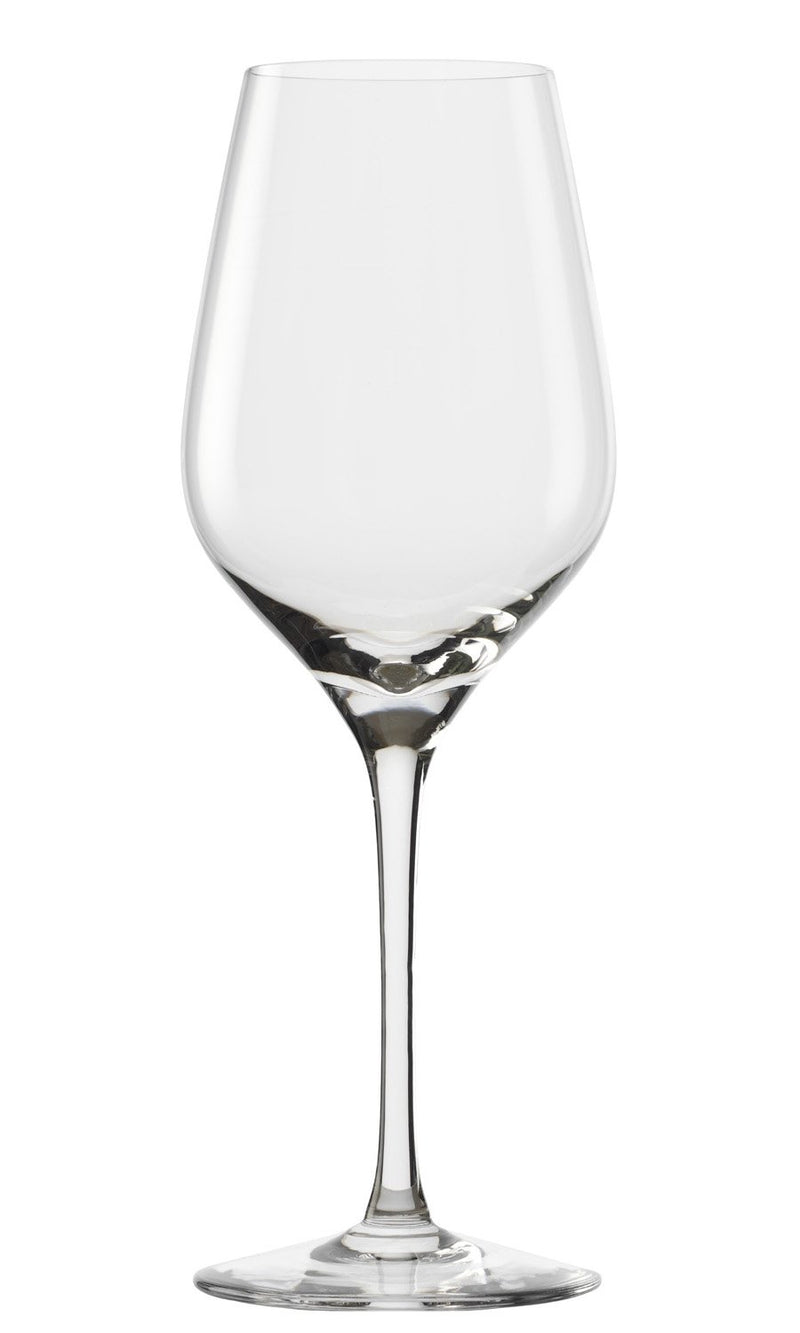 Stoelzle Exquisit Royal White Wine Glass Lead Free Crystal