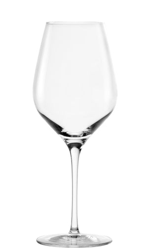 Stoelzle Exquisit Royal Red Wine Glass Lead Free Crystal